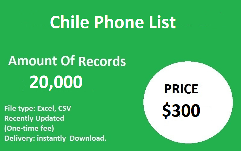 Chile Phone List